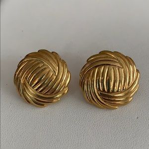 Napier Vintage Stud Earrings